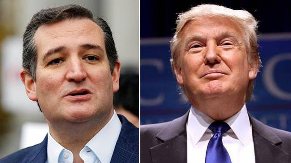 Trump vs. Cruz: Eligibility questions justified?