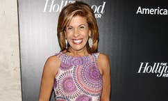 """Kimberly discusses Today show host Hoda Kotb's new book """"Where we Belong: Journeys That Show Us The Way"""""""