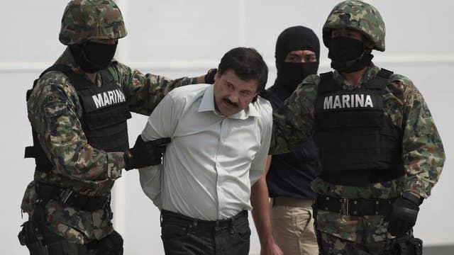 Report: Mexican drug lord 'El Chapo' Guzman recaptured