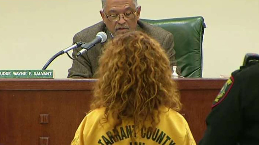 Tonya Couch arraigned on charges of hindering the apprehension of a felon