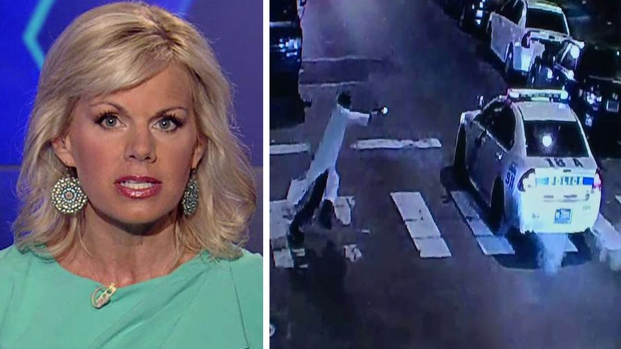 Gretchen Carlson on calling it what it is
