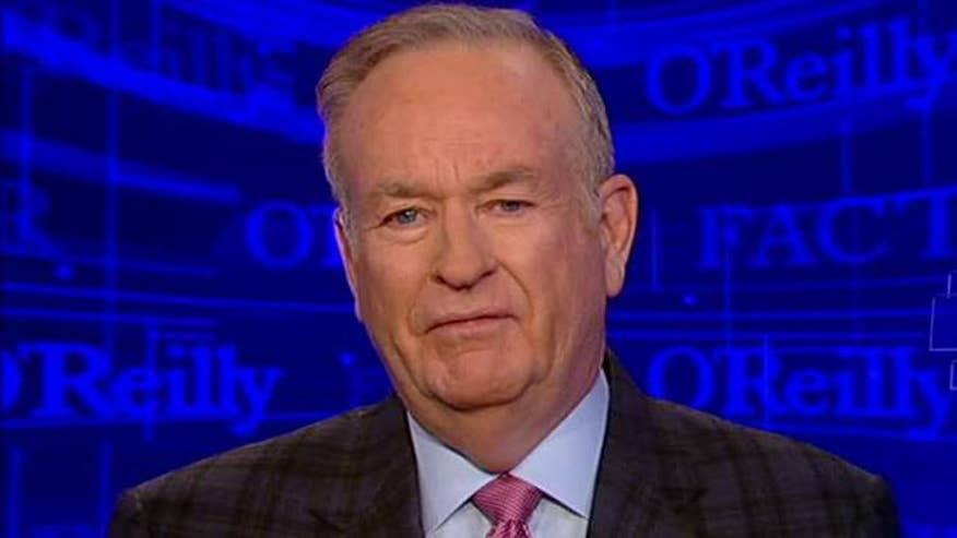 'The O'Reilly Factor': Bill O'Reilly's Talking Points 1/8
