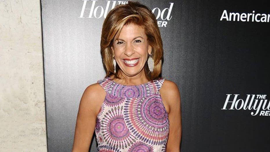 Hoda Kotb's new book 'Where we belong'