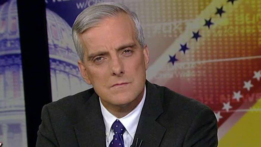 White House chief of staff on 'Fox News Sunday'