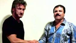 El Chapo, the world's most vicious drug lord, plays the sympathy card in his interview with Sean Penn, and finds a willing accomplice.