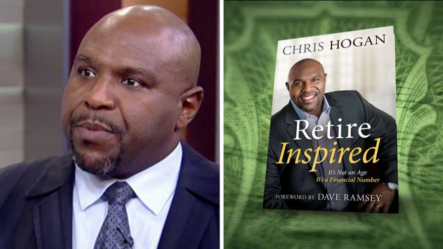 Financial expert and author shares tips for saving at any age