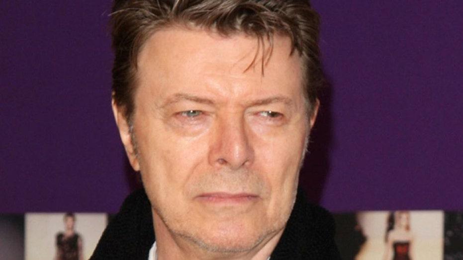 Rock legend David Bowie dead at age 69
