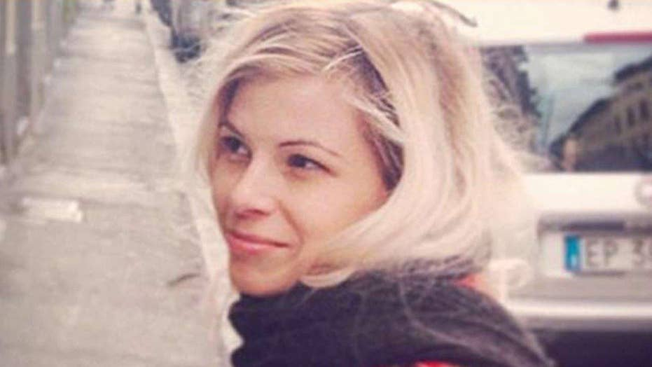 American woman found dead in Italy with strangle marks