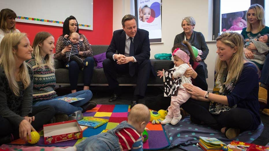 Nanny state knows best? British PM pushes parenting classes