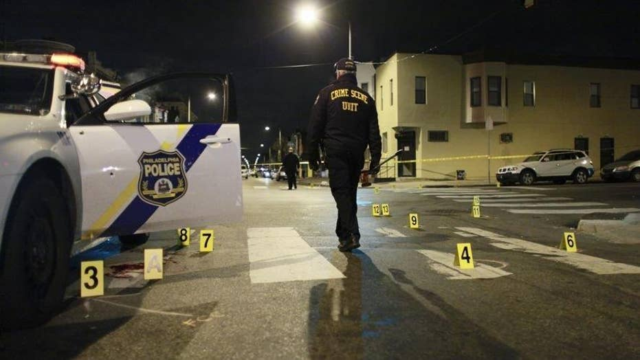 Philadelphia shooter possibly connected to a larger group?