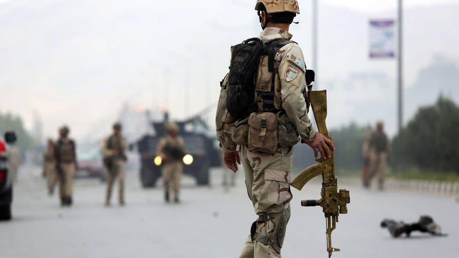 'Ghost' troops in Afghanistan plague terror fight