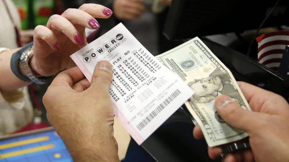 Hollywood stars want piece of record Powerball action
