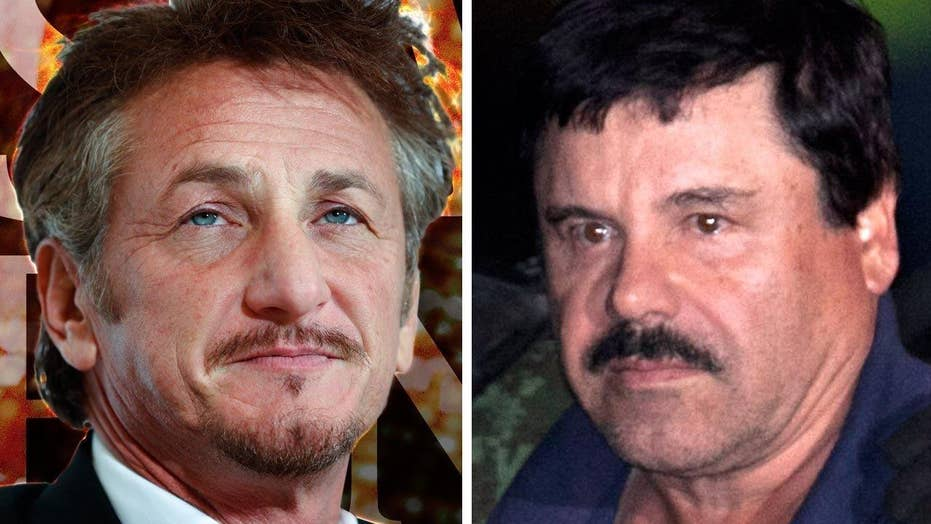 Did Sean Penn inadvertently do 'El Chapo' in?