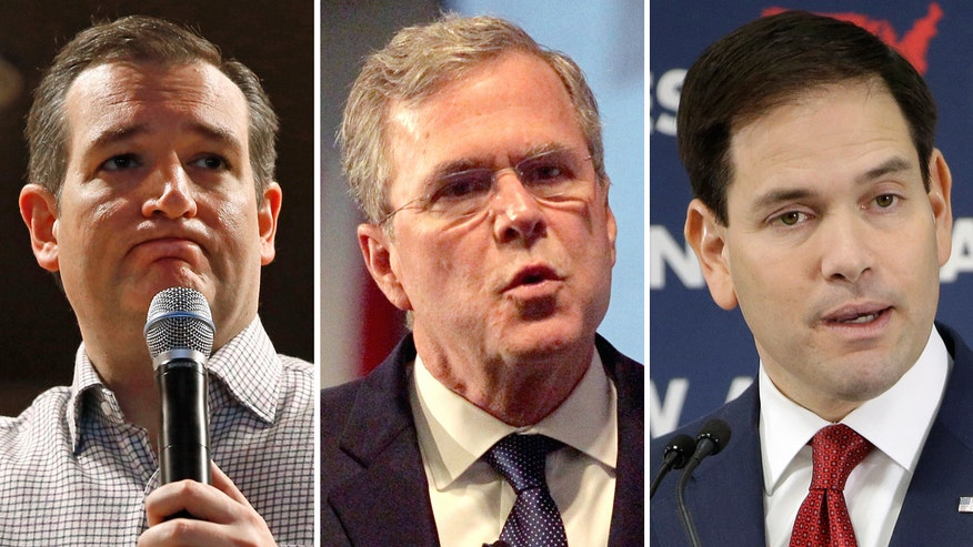 Republican candidates face off for first debate of 2016 on FBN; Reaction on 'Outnumbered'
