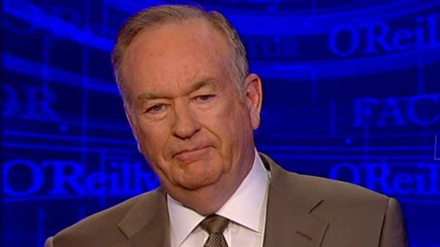 'The O'Reilly Factor': Bill O'Reilly's Talking Points 1/12