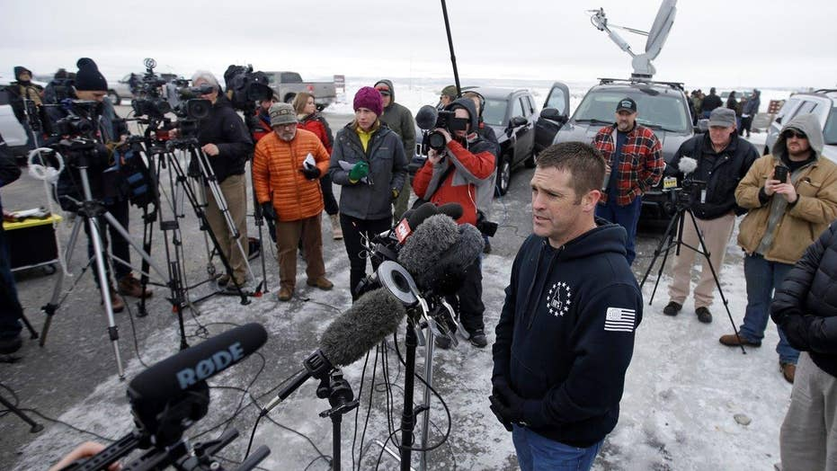 Oregon militia releases supply request list