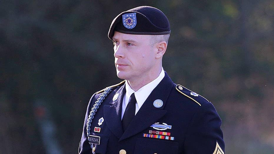 Court hearing set for accused Army deserter Bowe Bergdahl