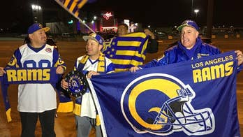 Chargers are moving from San Diego to Los Angeles