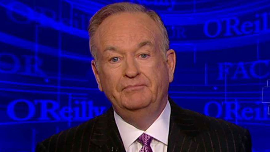 'The O'Reilly Factor': Bill O'Reilly's Talking Points 1/13