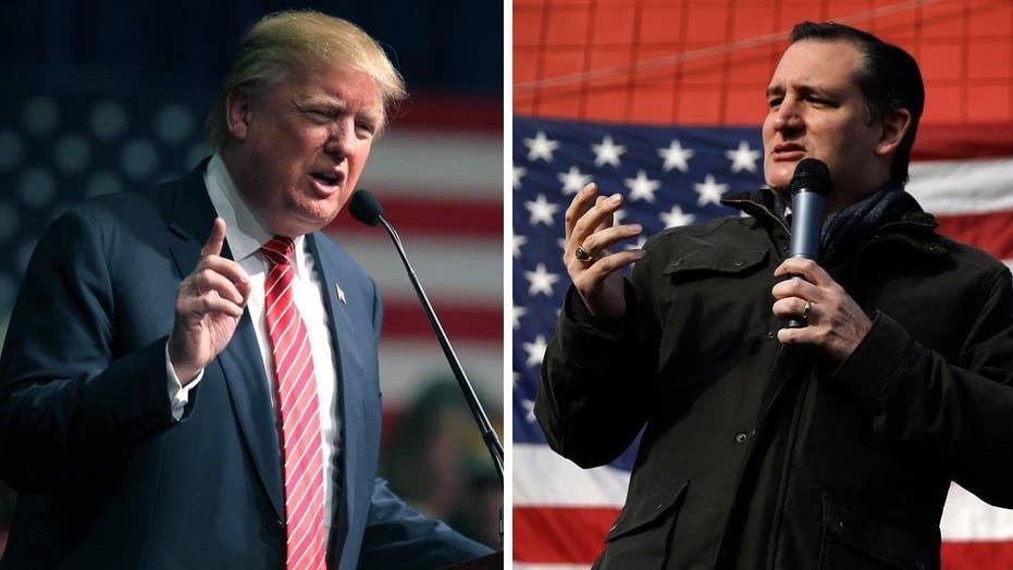 Donald Trump, Ted Cruz trade jabs ahead of next GOP debate