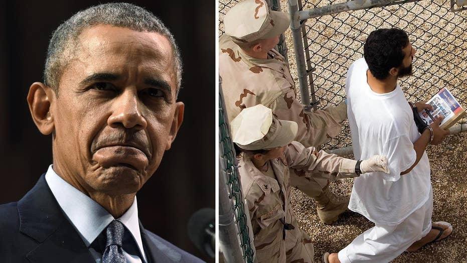 Greta: We are being bamboozled by Obama, everyone on Gitmo