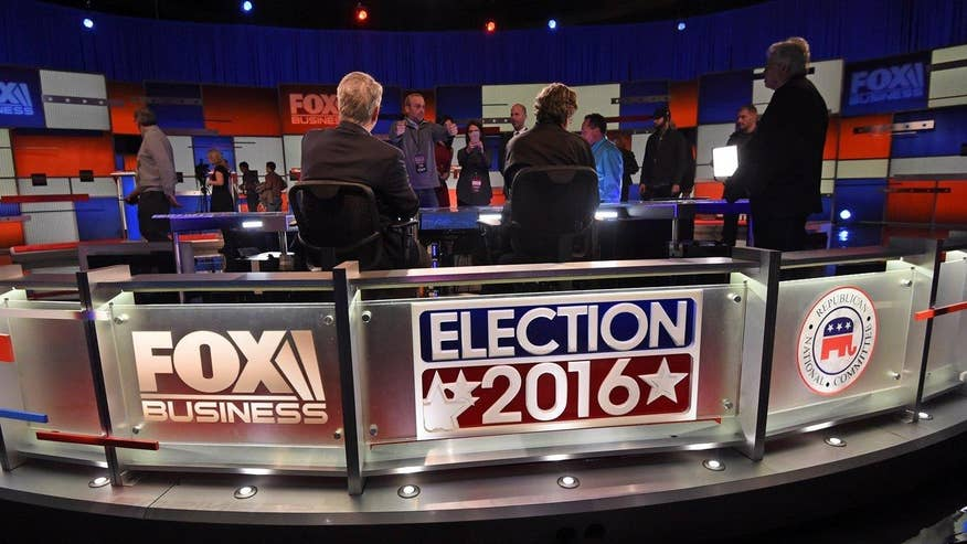 Donald Trump, Ted Cruz trade barbs ahead of FBN debate