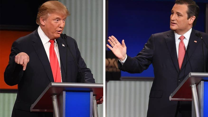 Chris Stirewalt and Howie Kurtz rate the first GOP debate of 2016