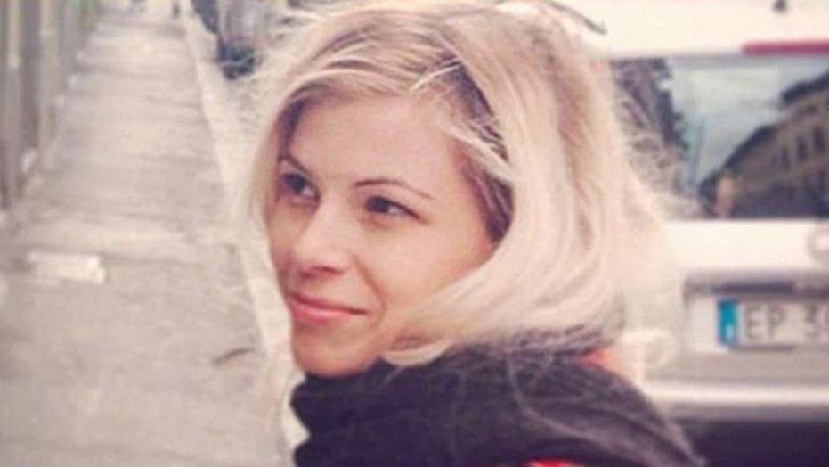 Arrest made in the murder of an American woman in Italy