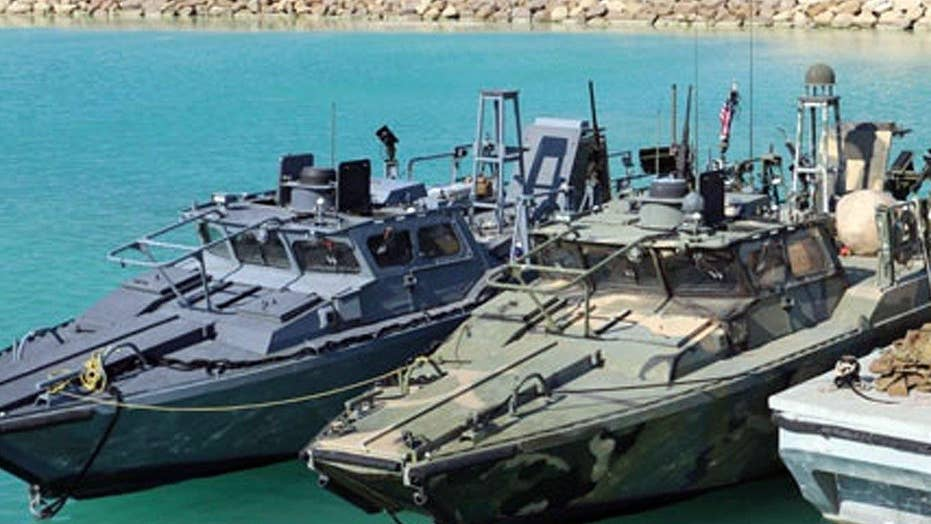 Fallout from Iran detaining 10 US sailors