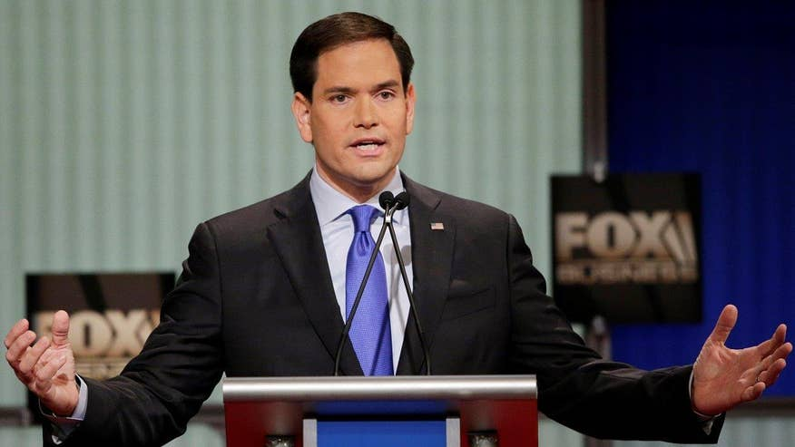 Candidates lay out tax strategies in GOP debate