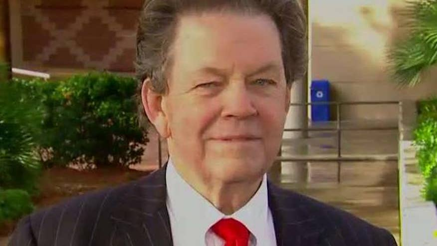 Art Laffer weighs in on tax reform policies of GOP candidates on 'Your World'