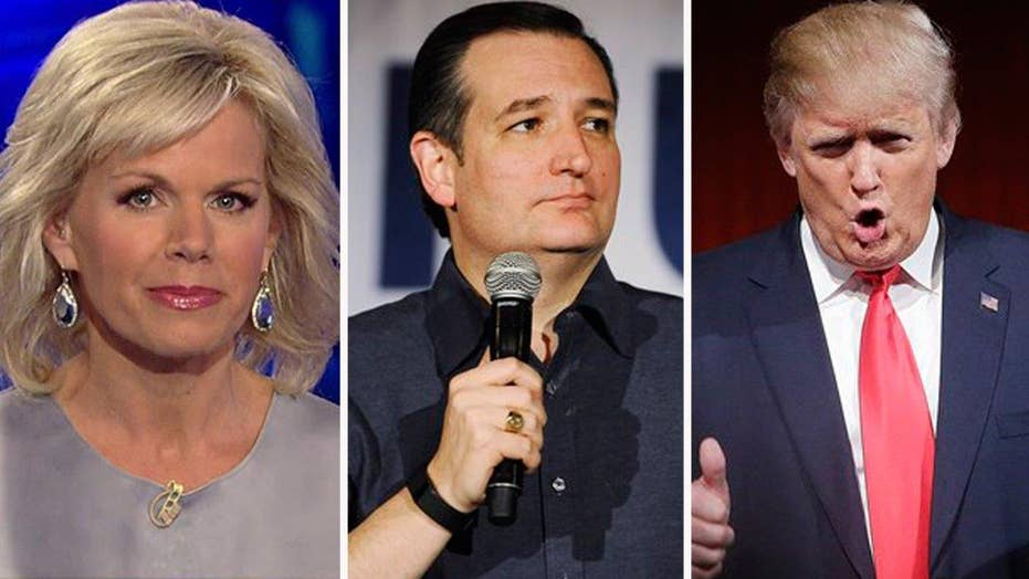 Gretchen's Take: A tied score between Trump and Cruz?