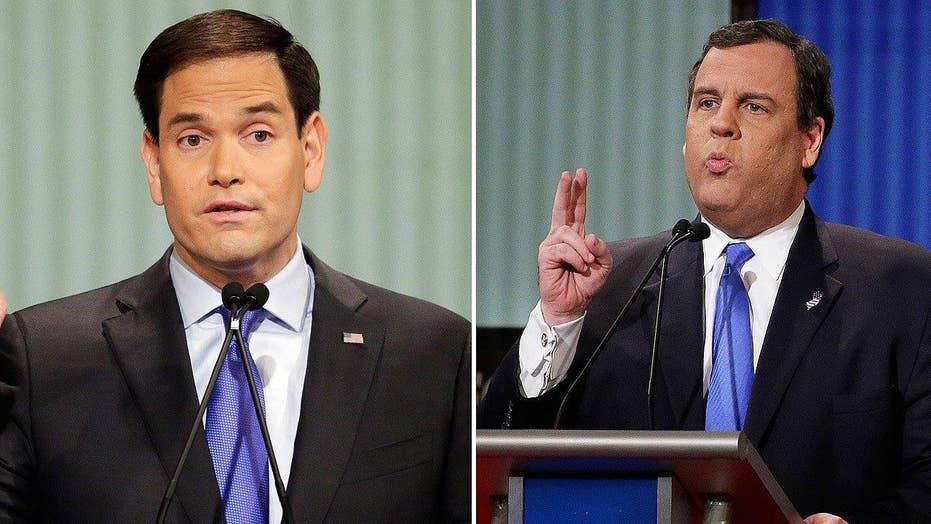 Fact-checking accusations, claims made at GOP debate