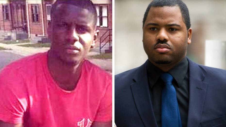 1 juror made the difference in first Freddie Gray trial