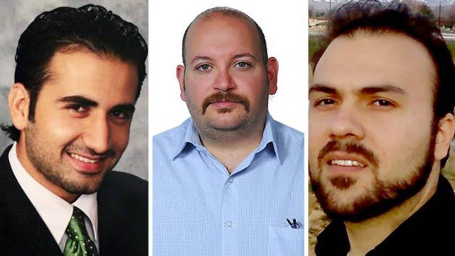 Confirmed: Four American hostages released by Iran