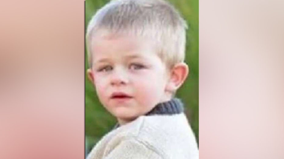 Frantic search under way for missing 2-year-old