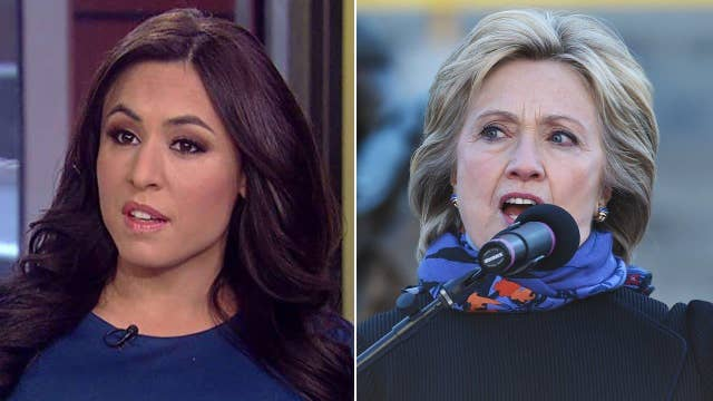 Tantaros: If you see '13 Hours' and vote for Clinton...