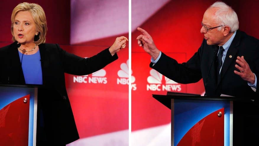 Fourth Democratic debate was a battle between passion and practicality; Ed Henry takes a closer look for 'Special Report'