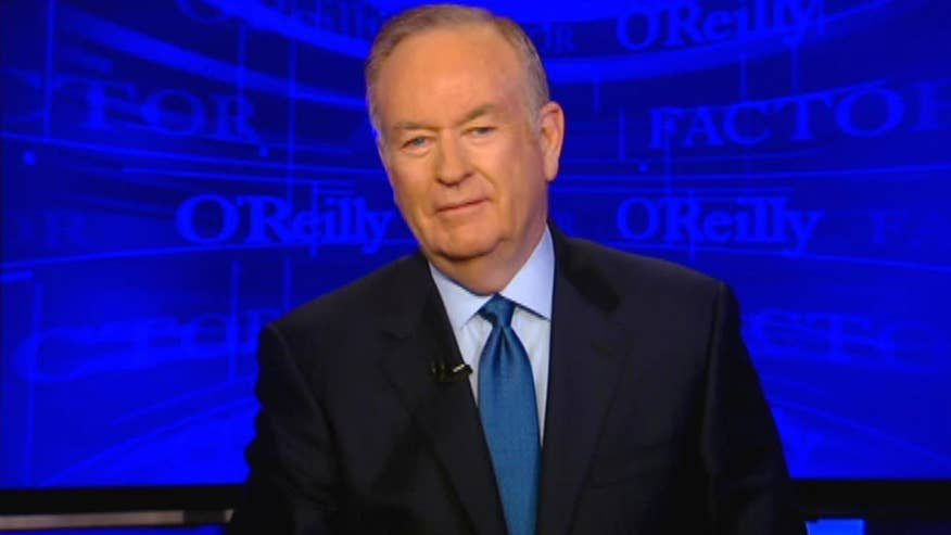 'The O'Reilly Factor': Bill O'Reilly's Talking Points 1/18