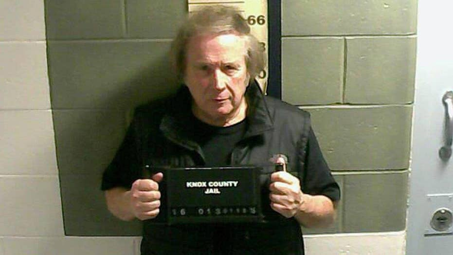 'American Pie' singer Don McLean arrested