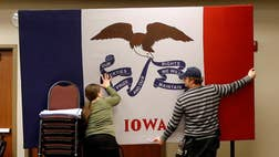 Iowa GOP leaders are deploying new technologies and aiming for a much smoother caucus process than in , when the wrong winner was declared.