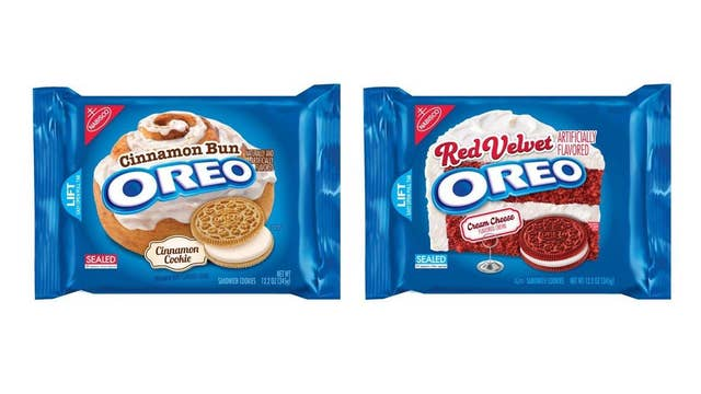We tried Oreo's new flavor, and you should too