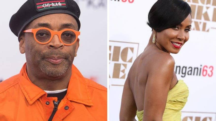 Director Spike Lee and actress Jada Pinkett Smith have announced they will not attend the Academy Awards ceremony