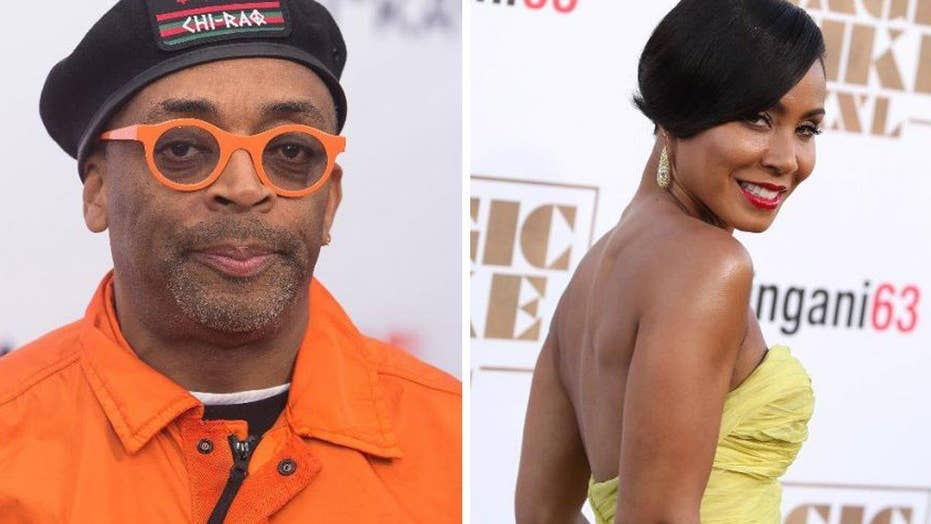 Stars boycotting the Oscars over lack of diversity