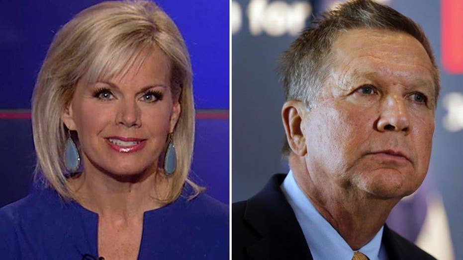 Gretchen's Take: Poll shows a stunning upswing for Kasich
