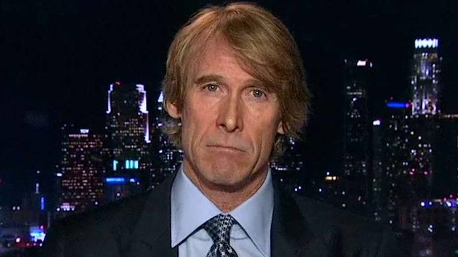 Michael Bay enters the 'No Spin Zone'