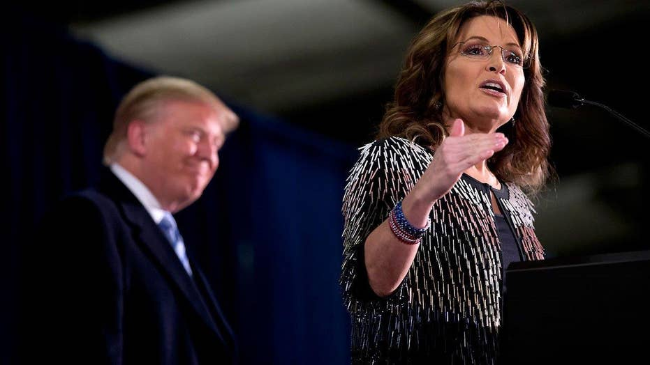 How Palin's endorsement of Trump will upend the 2016 race