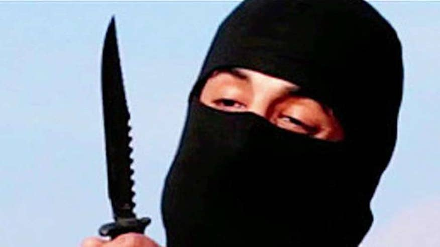 The infamous executioner was killed in an airstrike in Syria last year