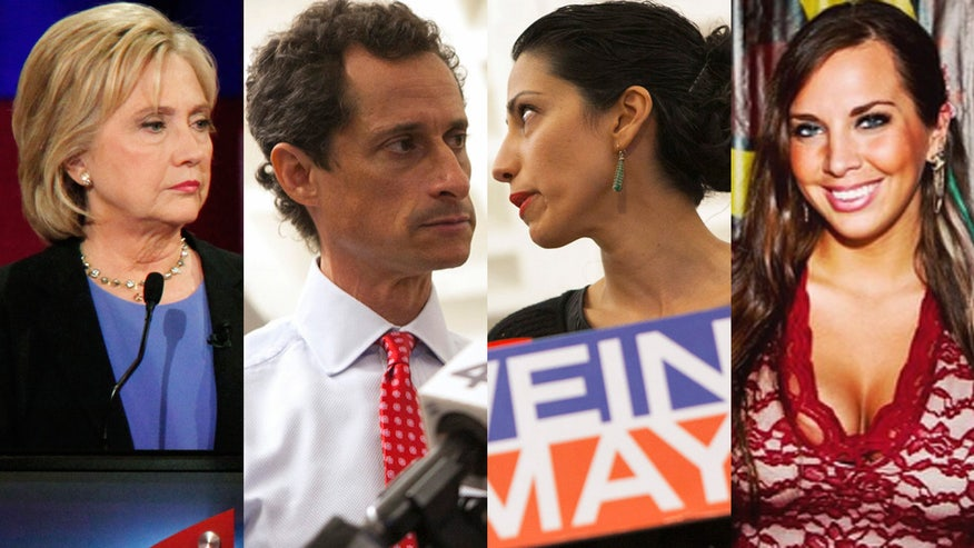 Four4Four: Anthony Weiner doc reportedly doesn't do Clinton aide Huma Abedin any favors