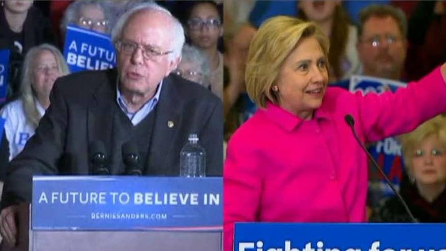 Strategy Room: Joe Lestingi and Amos Snead on whether Bernie Sanders can beat Hillary Clinton in Iowa or New Hampshire